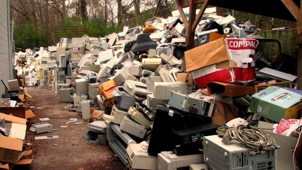 , The World Economic Forum Tells Davos: Electronics Are 'the Fastest-Growing Waste Stream in the World', The Circular Economy