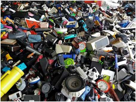 Circular economy, Electronic devices outnumber humans and trigger a surge in e-waste, The Circular Economy