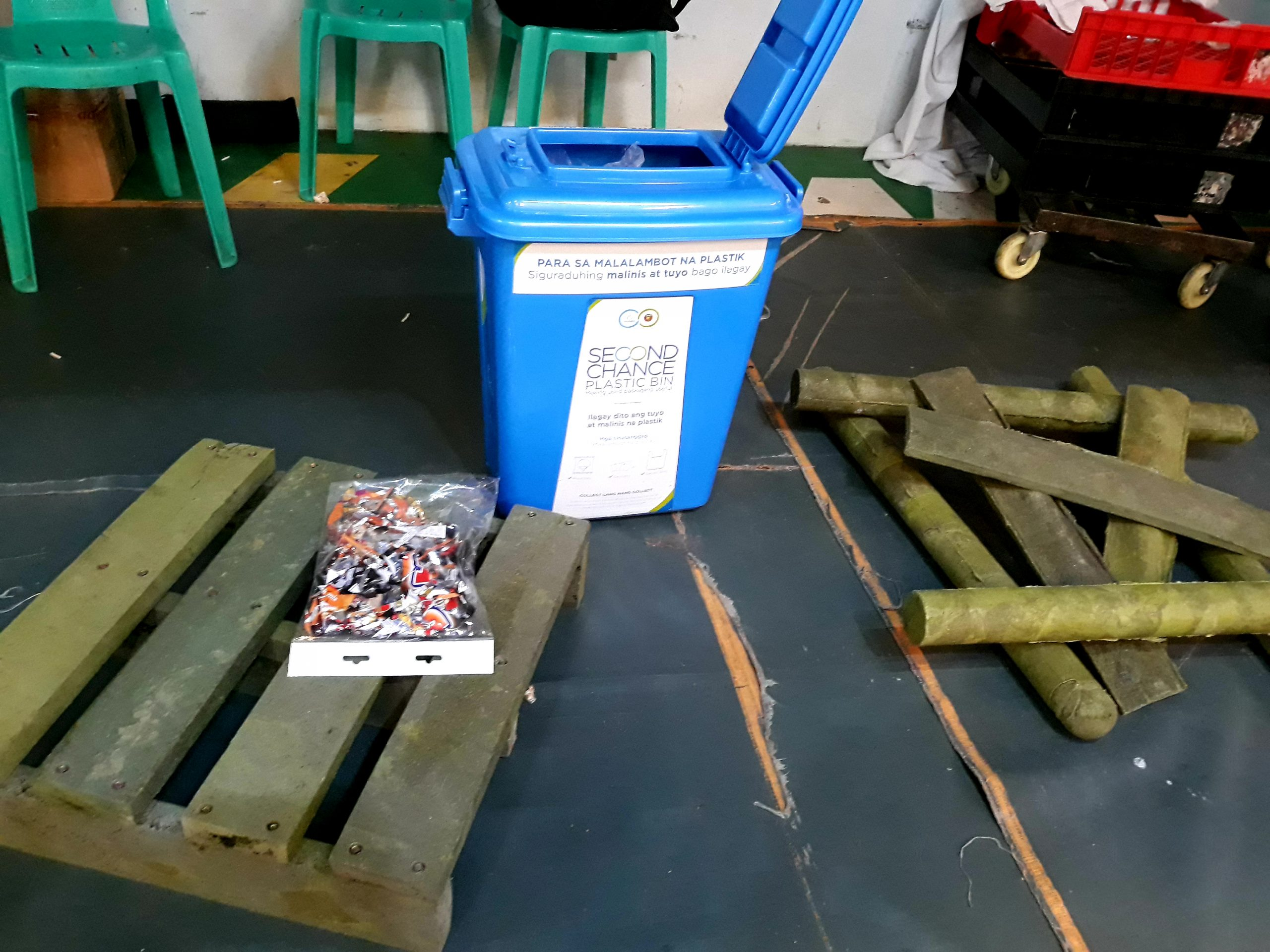 , Why was there single-use plastic at this zero waste event in the Philippines?, The Circular Economy, The Circular Economy