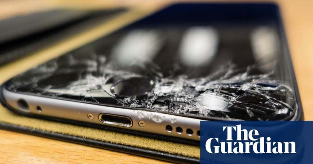 , Welcome to the future, where your phone can fix its own smashed screen, The Circular Economy