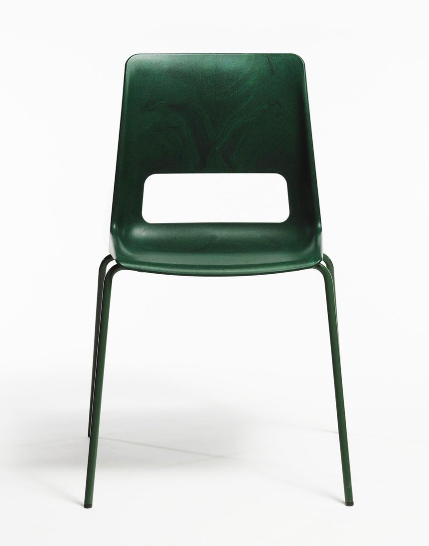 , What's New Is Old Again: A Classic Norwegian Chair Produced with 100% Recycled Materials, The Circular Economy