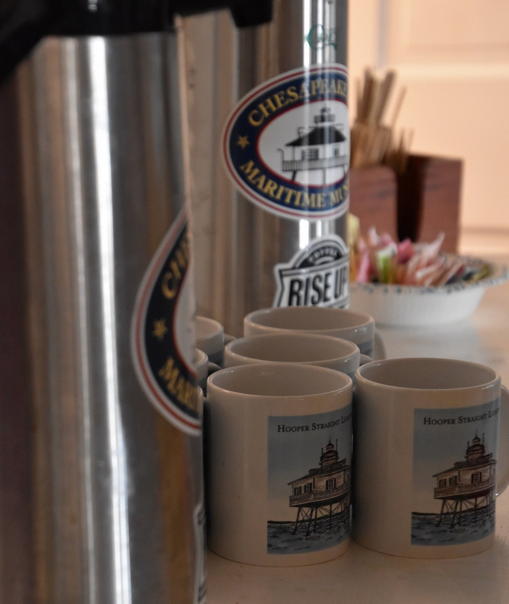 , Chesapeake Bay Maritime Museum and Mystic Seaport Museum Launch Single-Use Plastic Free Initiative, The Circular Economy