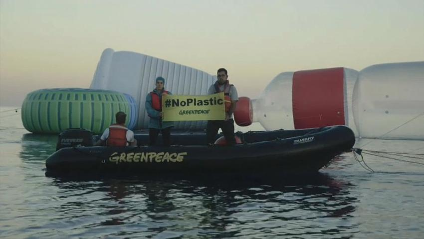 , Greenpeace: Single-use plastic has to stop | Euronews, The Circular Economy