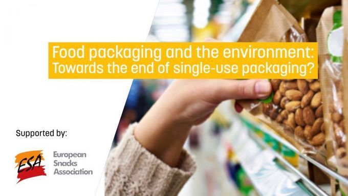 , Food packaging and the environment: Towards the end of single-use packaging?, The Circular Economy