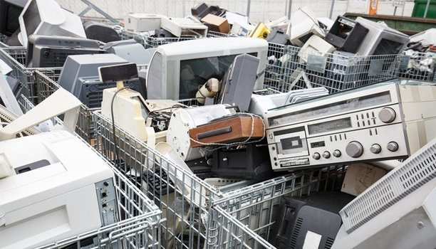 , The 'world' produced 44 MILLION tons of e-waste in 2017, The Circular Economy