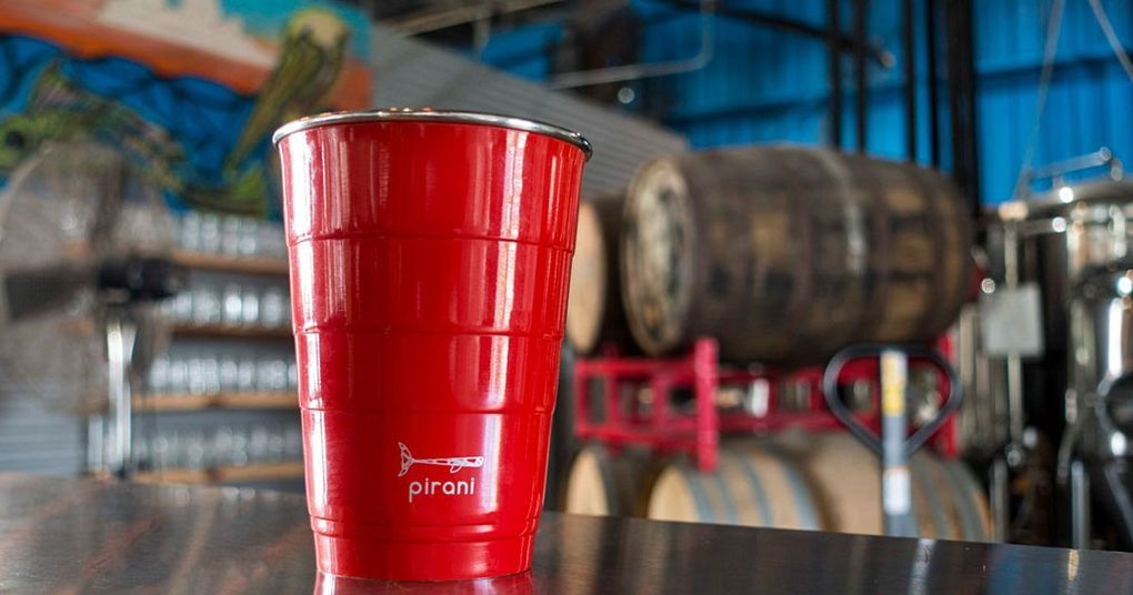 , Gear News: Pirani Aims to Eliminate the Single-Use Plastic Party Cup, The Circular Economy, The Circular Economy