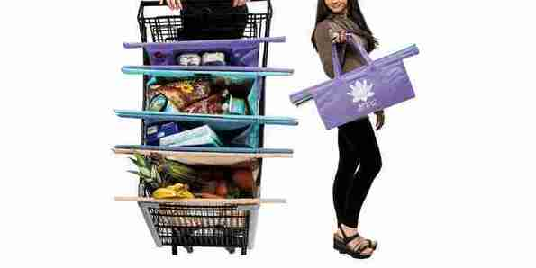 , How One Bag Fits Every Shopping Cart, The Circular Economy, The Circular Economy