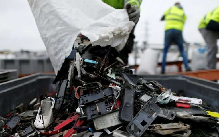 , Tokyo strikes gold, silver and bronze with e-waste Olympic medals, The Circular Economy, The Circular Economy