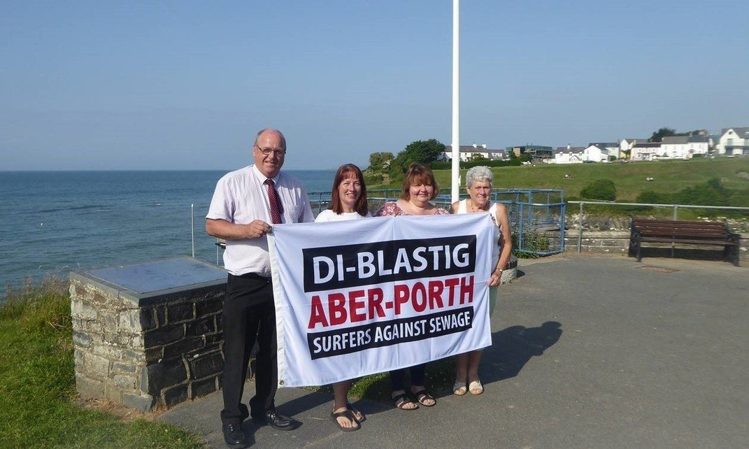 , Aberporth takes lead in fight against single-use plastic, The Circular Economy, The Circular Economy