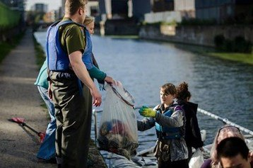 , Government Partners With UK Scouts To Tackle Plastic Pollution, The Circular Economy