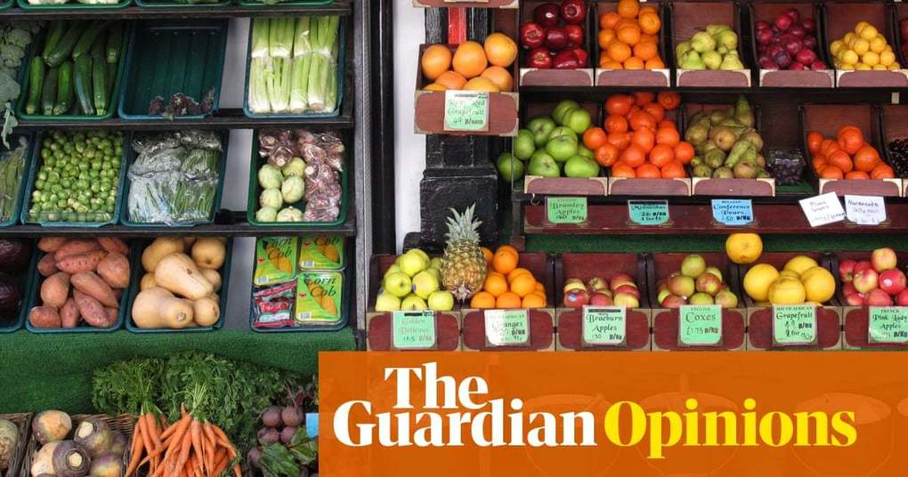 , Fruit and veg come in their own natural wrapping. Why do we smother them in plastic?, The Circular Economy, The Circular Economy