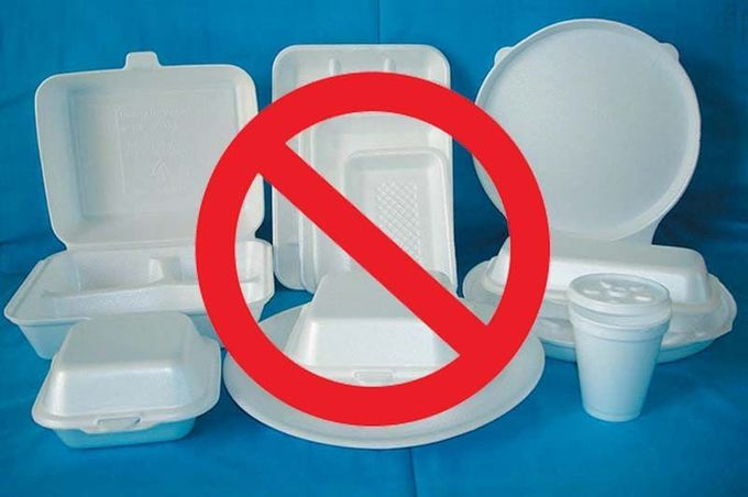 , GOB reaffirms its commitment to phase out single-use plastic and Styrofoam products by April 2019 amid allegations of a possible delay, The Circular Economy