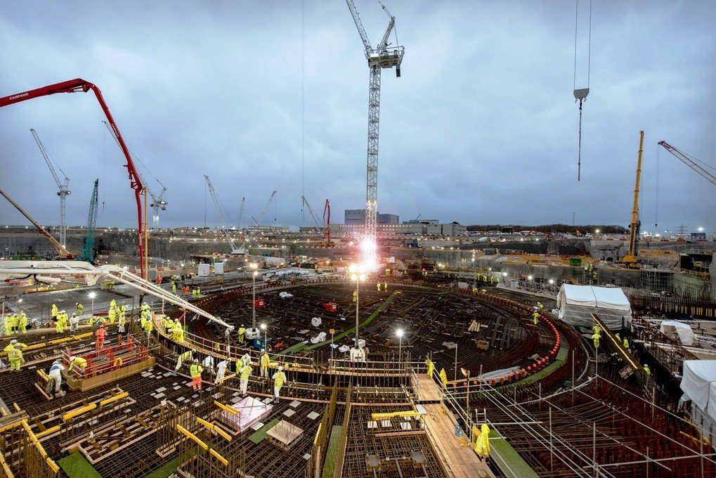 , Viridor Wins Total Waste Contract For Hinkley Point, The Circular Economy, The Circular Economy