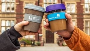 , University of Leeds unveils plan to become 'plastic-free' by 2023 (Hmmm, entirely?), The Circular Economy