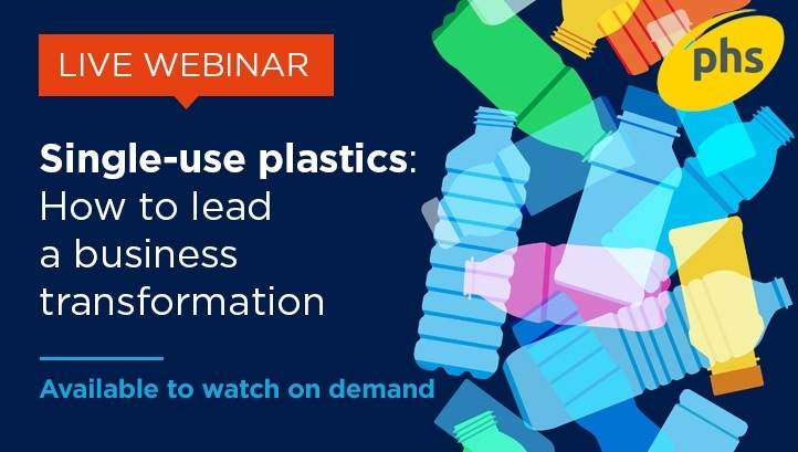 , Watch on Demand: Edie's single-use plastics business transformation webinar, The Circular Economy