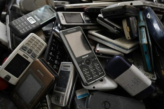 , Cell 'Tower of Babel' highlights China e-waste problem | Inquirer News, The Circular Economy