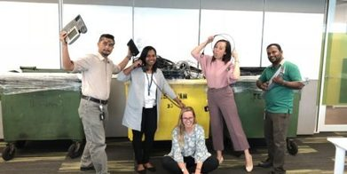 , Recycle IT Day: How Cisco Tackles E-Waste, The Circular Economy, The Circular Economy