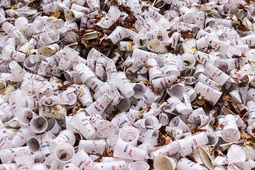 , EU; Single-Use Plastics Finally Banned By 2021, The Circular Economy, The Circular Economy
