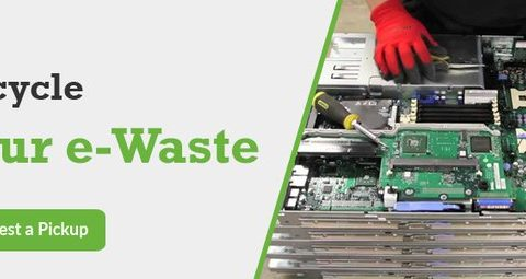 , ERI Provides Solutions For Pacific Northwest's E-waste Problems, The Circular Economy, The Circular Economy