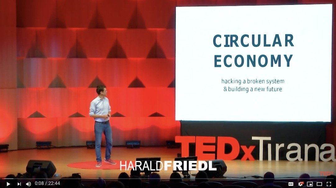 """, """"Circular Economy"""" – hacking a broken system while building a new future 