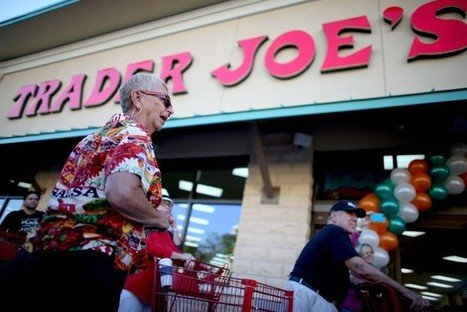 , Trader Joe's is dropping 1 million pounds of single-use plastic from stores, The Circular Economy