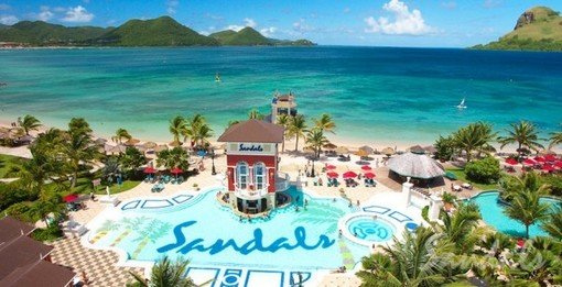 , Saint Lucia, Antigua included in Sandals' elimination of single-use plastic, The Circular Economy, The Circular Economy