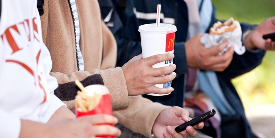 , McDonald's is testing plastic straw alternatives as US cities crack down on single-use straws, The Circular Economy, The Circular Economy