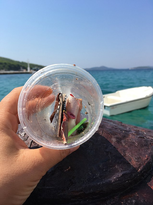 , How the Island of Zlarin is Ditching Single-Use Plastics –, The Circular Economy, The Circular Economy