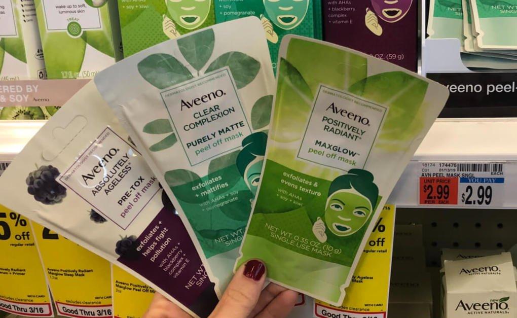 , Aveeno Single Use Facial Masks as Low as FREE at CVS!, The Circular Economy