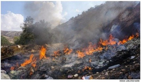 , Bid to end burning of E-waste in Palestinian villages thwarted, The Circular Economy, The Circular Economy