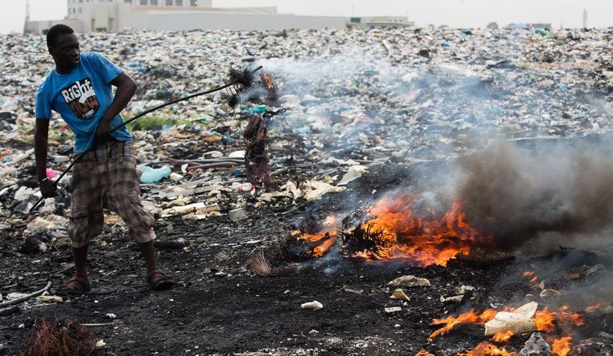 , Agbogbloshie dump to remain open as EPA targets e-waste recycling facility, The Circular Economy, The Circular Economy