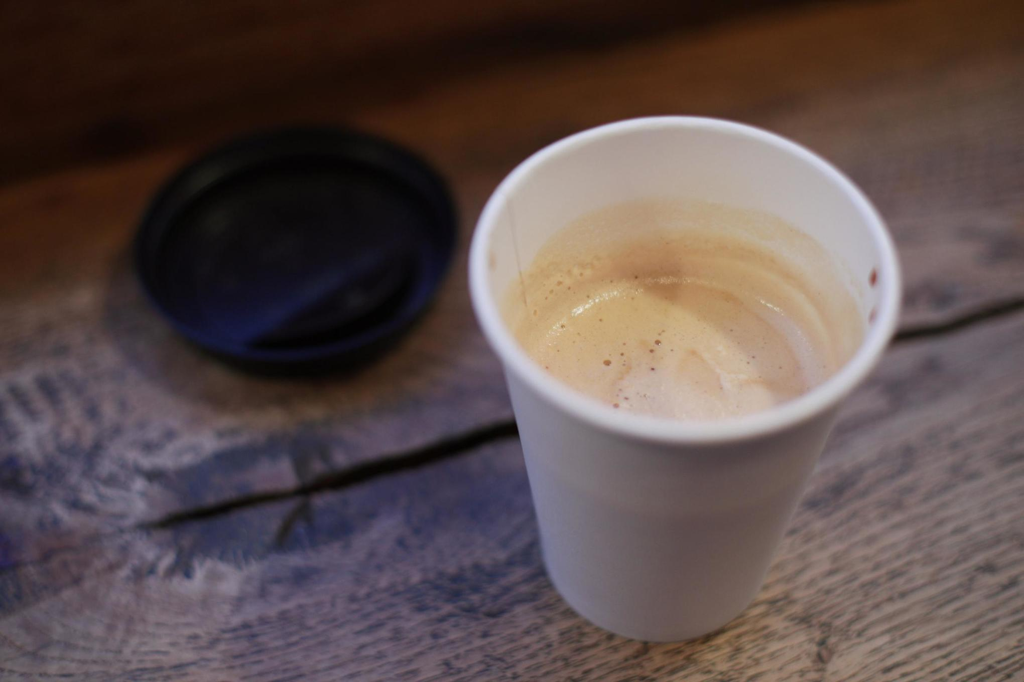 , Single-use coffee cups set to be banned in Scottish Government buildings, The Circular Economy