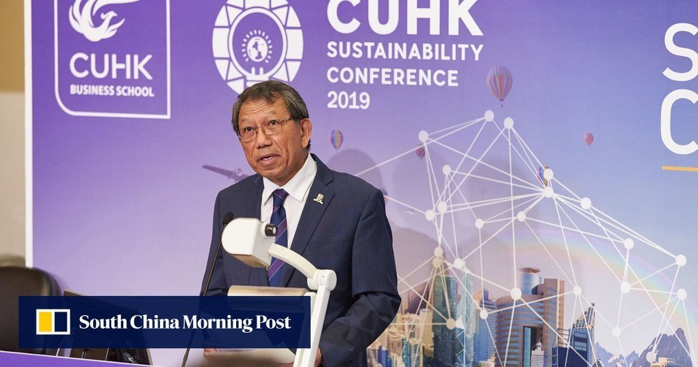 , CUHK Sustainability Conference explores global trends of circular economy, sustainable finance and beyond CSR, The Circular Economy, The Circular Economy