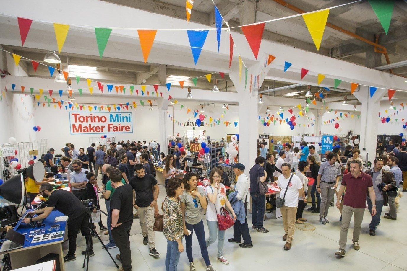 , Explore The Circular Economy With The Torino Mini Maker Faire | Make:, The Circular Economy