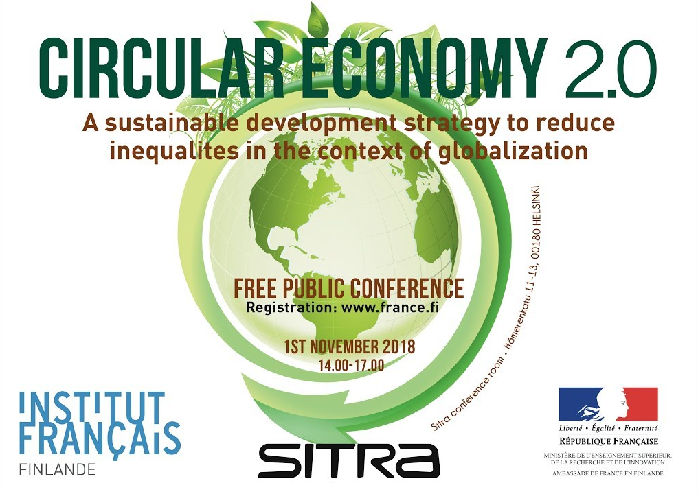 , Circular Economy 2.0 – Institute Francais, The Circular Economy, The Circular Economy