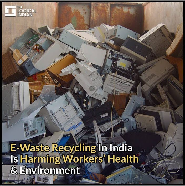 , E-Waste Recycling In India Is Harming Workers' Health & Environment, The Circular Economy, The Circular Economy