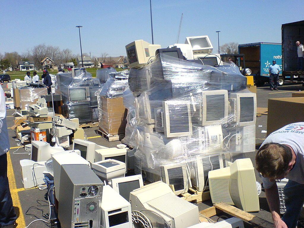 , E-Waste Destroying, The Circular Economy, The Circular Economy