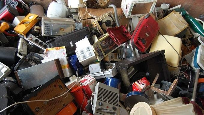 , India Among Top Five Countries in E-Waste Generation: Study | Technology News, The Circular Economy, The Circular Economy