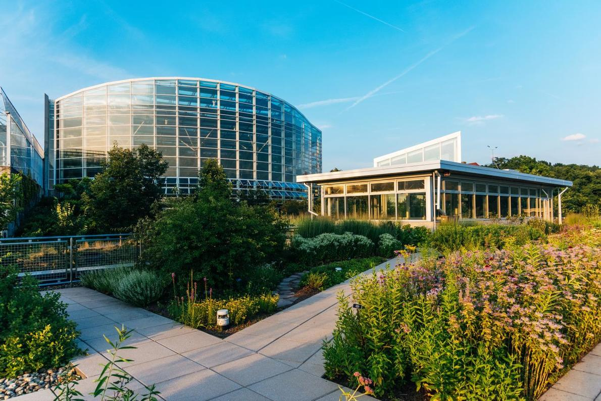 , Sustainability challenges steel at Pittsburgh's 'living building' —, The Circular Economy, The Circular Economy