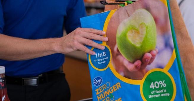 , Kroger to Phase Out Single-use Plastic Bags by 2025, The Circular Economy
