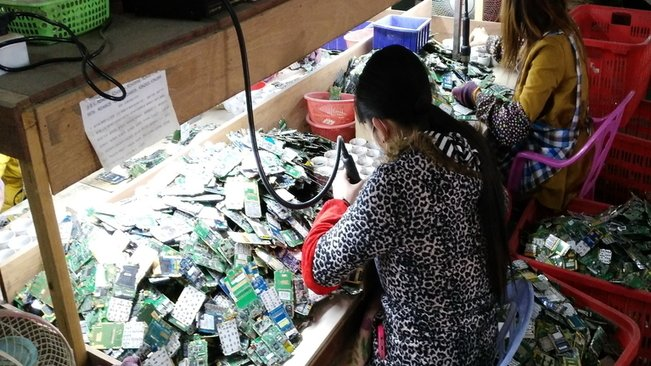 , Waste management: Urgent action needed to better manage e-waste: ILO, The Circular Economy, The Circular Economy