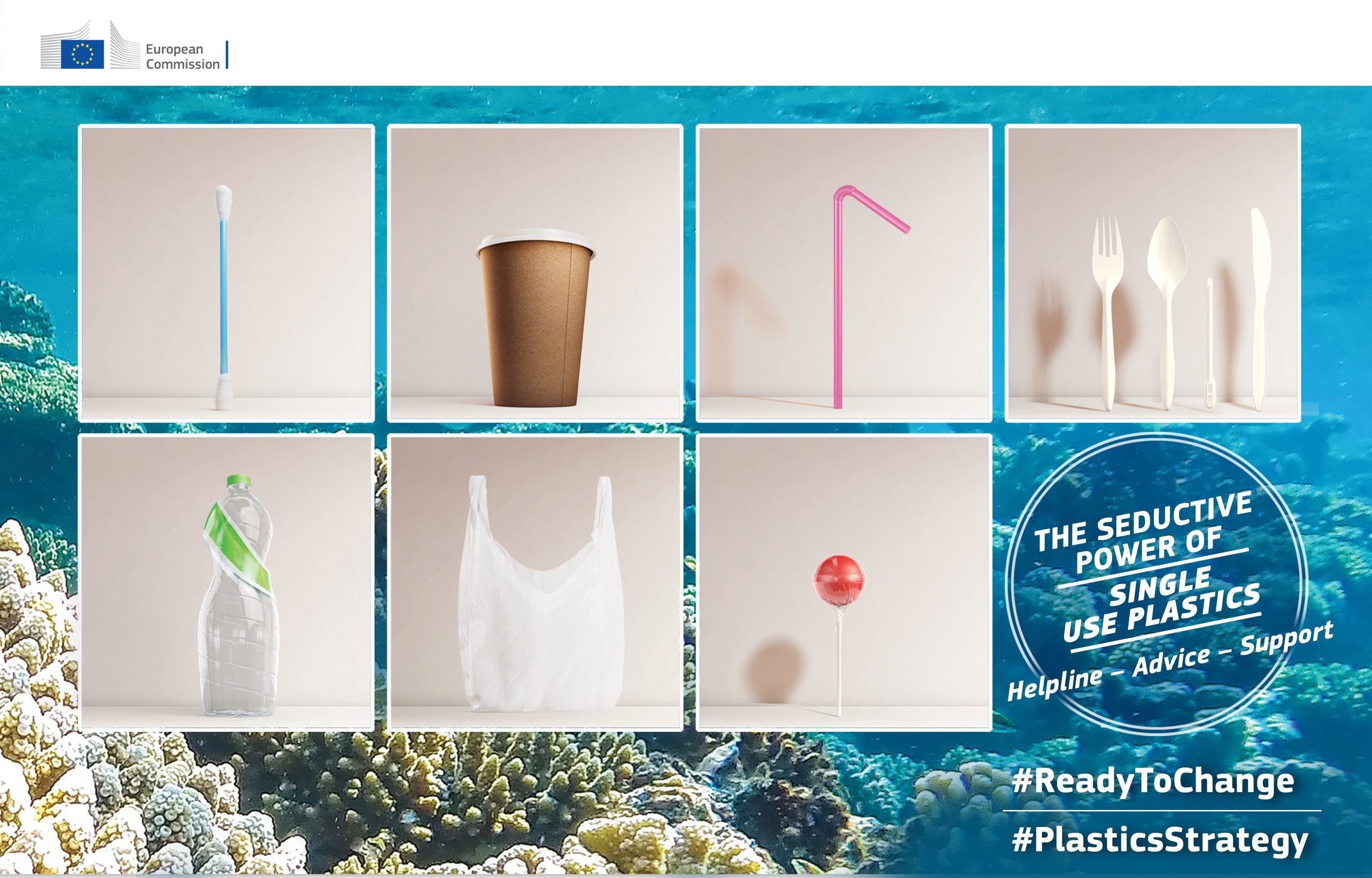 , The European Union To Ban Single-Use Plastics By 2021, The Circular Economy, The Circular Economy