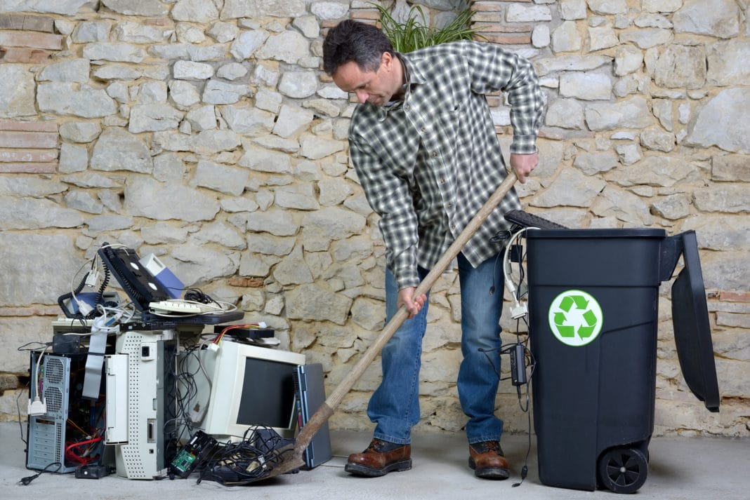 E-Waste   Best Solution For E-Waste