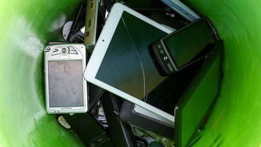 This is what happens to the e-waste you drop off for recycling | CBC News, The Circular Economy