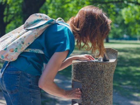, London Mayor unveils 20 new water fountains in bid to reduce single-use plastic, The Circular Economy
