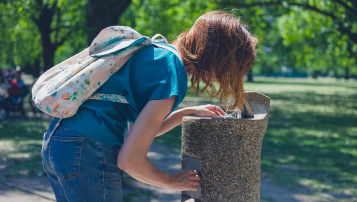 , London Mayor unveils 20 new water fountains in bid to reduce single-use plastic, The Circular Economy, The Circular Economy