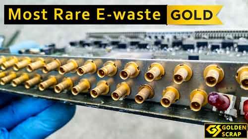 , The Most Rare E-waste, The Circular Economy, The Circular Economy