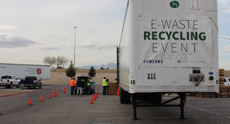 , How Samsung is Tackling the Global E-waste Problem –, The Circular Economy, The Circular Economy