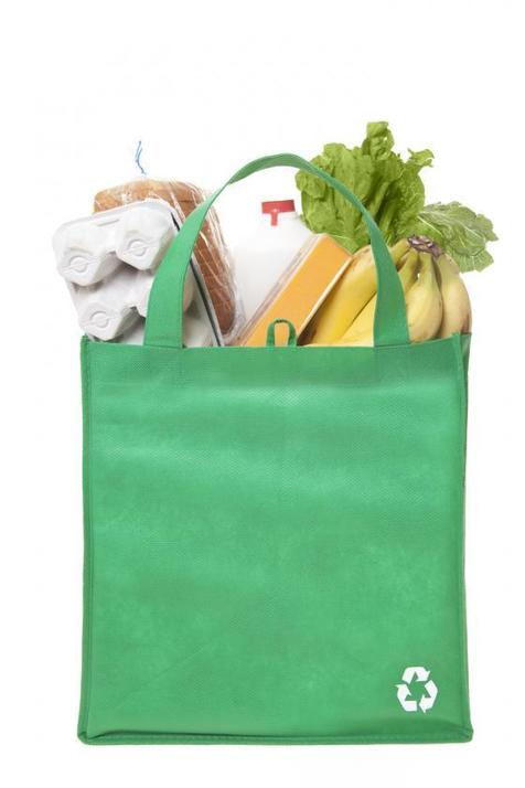 , Grocers Share Sustainability Highlights, The Circular Economy, The Circular Economy