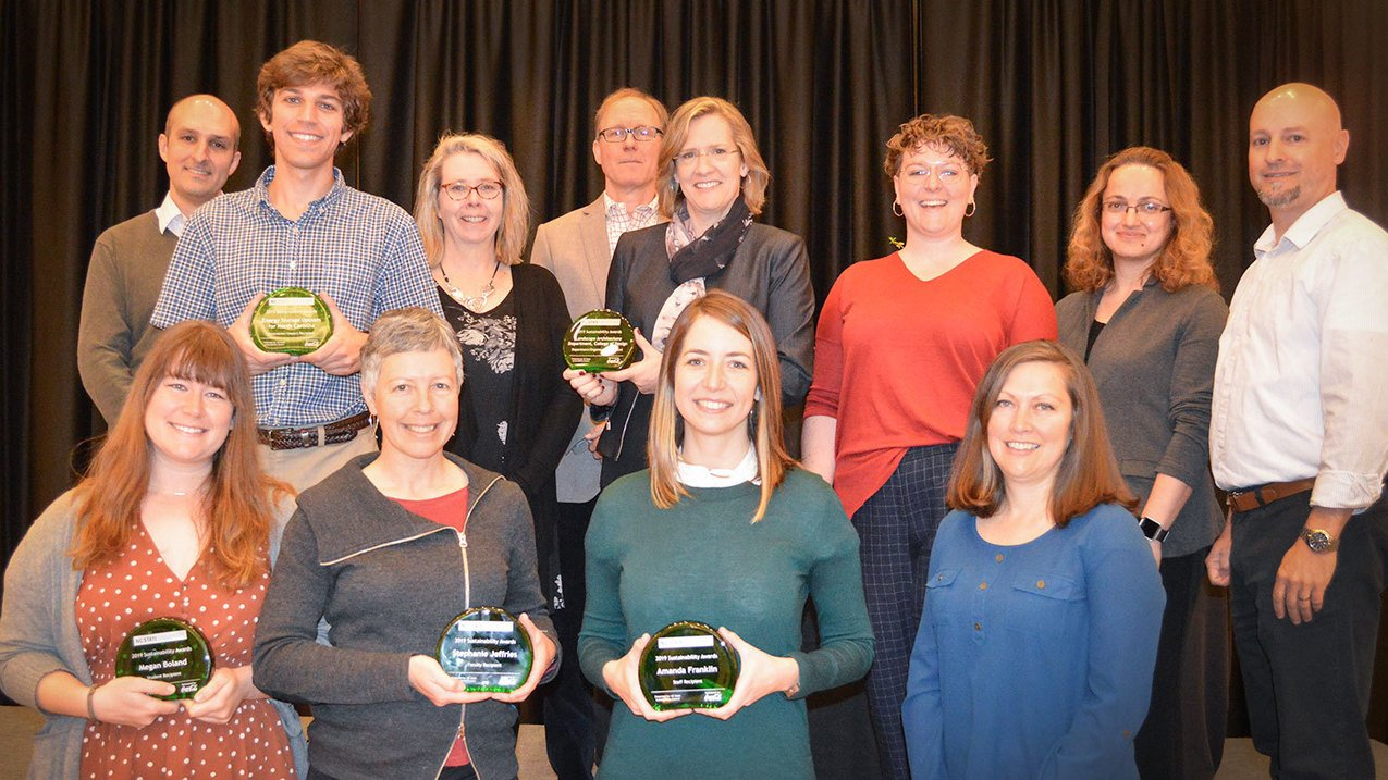 Meet Winners of NC State's 2019 Sustainability Awards, The Circular Economy